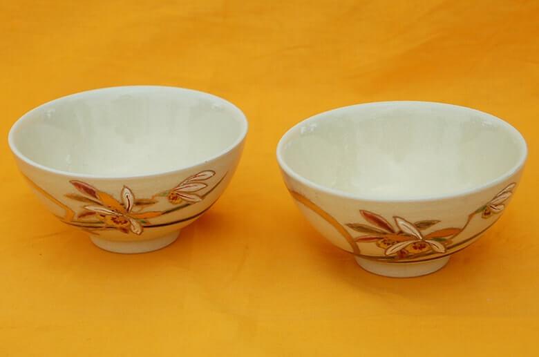 白薩摩茶碗