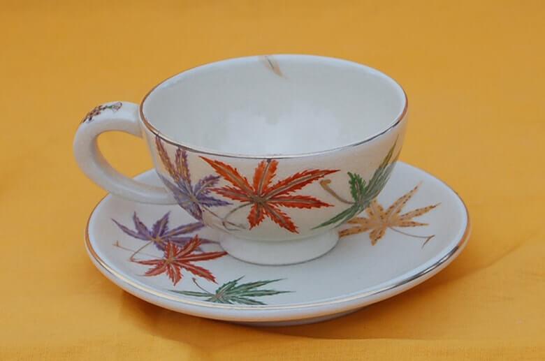 白薩摩ティーカップ