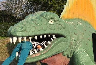 桜島恐竜公園
