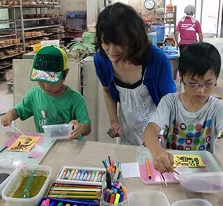 桜岳陶芸アート体験